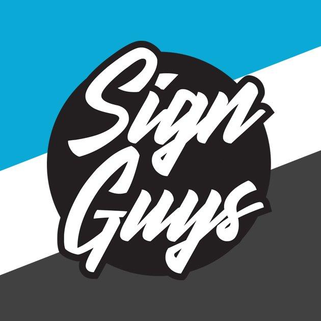 Sign Guys